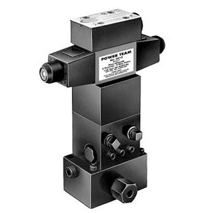 Solenoid: 4-Way, 3-Position Pilot Operated